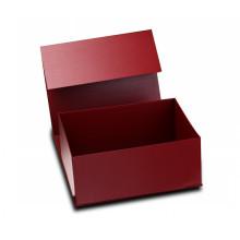 Cajas de regalo magnéticas de la venta de la cartulina caliente de la ropa