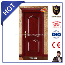 High Quality Interior Solid Wood Door Design for Hotel Doors