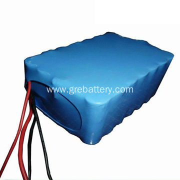 22.4V 16.5Ah LiFePO4 battery pack for electric bicycle