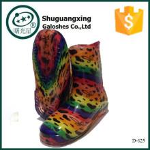 PVC-Verbindung Thailand 2015 Kinder High Heel Stiefel Produkt C-705