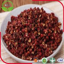 Poivre séché du Sichuan poivre rouge chinois cendres