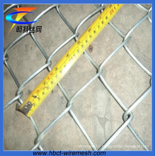 70*70mm Electric Galvanized Chain Link Fence (CT-33)