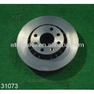 High Quality Brake Disc and Pad for Opel Ascona and Astra