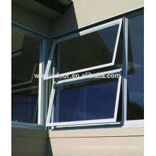 barato upvc / pvc inclinar e virar janelas para venda