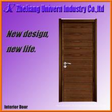 Placage en bois de portes de placage Plain