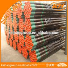 API tubería de tubería de campo de petróleo / tubo de acero China gas de petróleo
