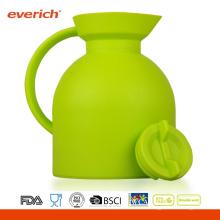 1000ml Everich Glas BPA kostenlos bunten Kaffee Krug