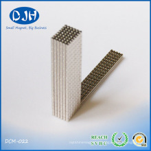 Cylindre Permanent Nickel Nickel Nickel Revêtement