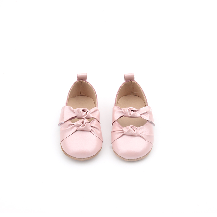 New design Baby soft leather casual shoes