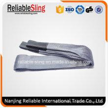 4 Ton En Standard Portable Polyester Industrial Work Lifting Belt
