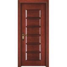 portas de madeira populares