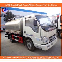 Leichter LKW 3m3 Kleiner Milchwagen mit frischem Milchwagen