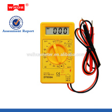Popular Digital Multimeter DT830A CE CAT I with battery tester