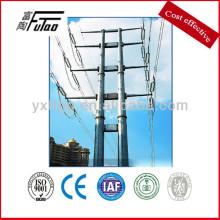 HDG Steel Power Pole