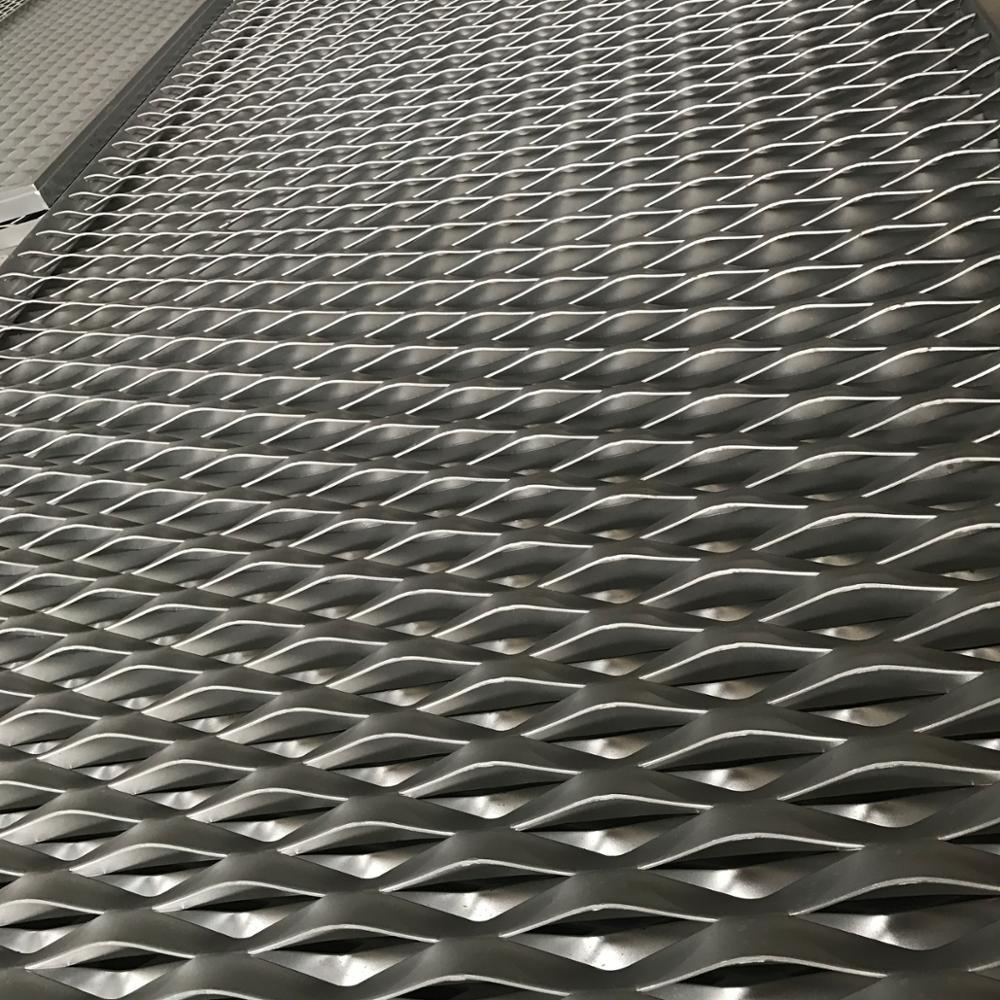 Expanded Aluminum Mesh Metal