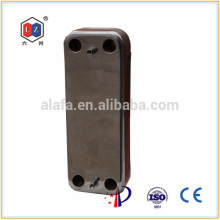 Swep Brazed Aluminum Plate Fin Heat Exchanger ZL027Q