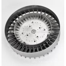 Fabrik-Versorgungsmaterial Soem- und ODMservice für Einschließung führte Aluminiumkühlkörper für geführtes