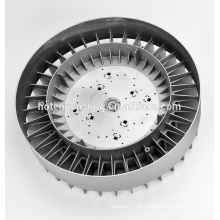 Factory Supply OEM and ODM service for enclosure led aluminum heat sink for led