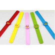 Silicon Anti Mosquito Bracelet Rubber Silicone Wristband