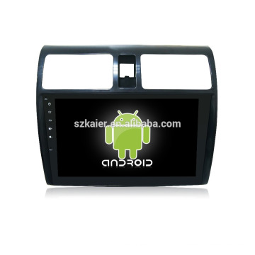 """Factory directly !10.1 """"full touch without dvd +android car dvd player for Suzuki swift +OEM+quad core !"""