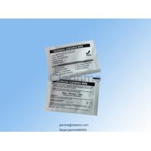 Toallita de limpieza electrónica, paños de limpieza sin alcohol / IPA
