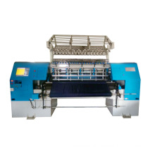 Hot selling industrial lock stitch quilting machine,high speed computerized multi needle quilting machine