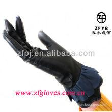 fashion lady dress nappa leather glove