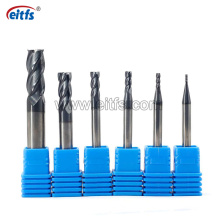 Stable Quality and Good Price HRC 45 Tungsten Carbide End Mill for Dealer
