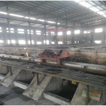 Steel Casting RP Extruded Carbon Graphite Electrode