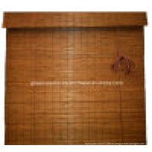 Persiana de bambú en estilo romano y romano