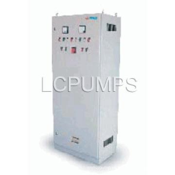 Panel de control eléctrico de la serie Lec