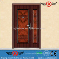 JK-S9058 Porta quente para mãe e filho / Porta de segurança exterior exterior decorativa