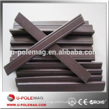 Anisotropic super strong rubber magnet strip for window or door screen
