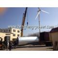 système à turbine éolienne raccordée au réseau 200kW haute efficience