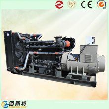 Sdec Engine 500kVA Electric Diesel Genset with SGS
