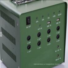 18V / 30W F-3017 Оптовые портативные солнечные энергосистемы