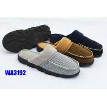 Men's Fashion Moccasins Slippers with Collar