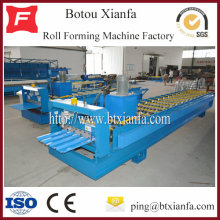 Afrika Selatan IBR Roof Sheet Roll Forming Machine