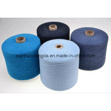 Hot Sale 50%Wool 50%Bamboo Blended Yarn 48nm/2 for Knitting and Weaving