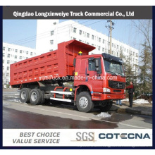 Cnhtc Sinotruck HOWO 371HP 6X4 Heavy Duty Tipper Truck