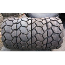 Pneu de estrada Sweeper, OTR, pneu Industral 10-12,5 12-16.5, avançar qualidade para carregador de gato
