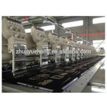 YUEHONG 915 máquina de bordado automatizada plana