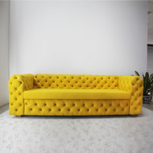 Living Room Sofa Set with Fabric Seat