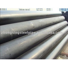 HSAW welded carbon steel round pipes