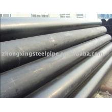 Megaval soldada aço redondo tubos de carbono