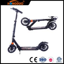 Produtos de qualidade de duas rodas mini kick scooter de placa de rolo para adulto