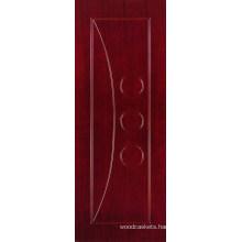Flat MDF Door with Veneer (MD02)