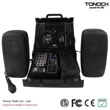 Portable PA caixa de alto-falantes Combo para o modelo Exn206