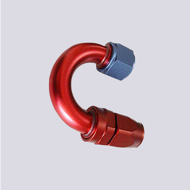 REUSABLE SWIVEL HOSE ENDS -180°KJE0209-1804