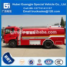 Camión de bomberos de Dongfeng / camión de bomberos del agua de Dongfeng / camión de bomberos de la escalera / camión de bomberos del aeropuerto / camión de bomberos de la espuma del agua